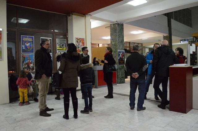 Изложба Детски поглед и хрватски детски филмови