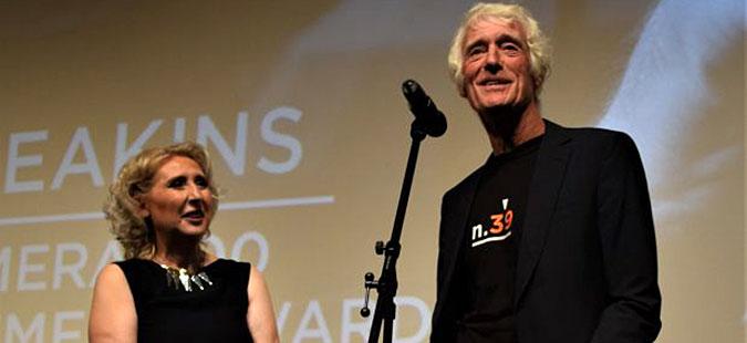 """Фестивалот """"Браќа Манаки"""" лауреат на ИМАГО за исклучителен придонес за филмската уметност"""